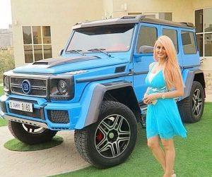 Lana Rose Dubai Based Social Media Queen Kawish Production