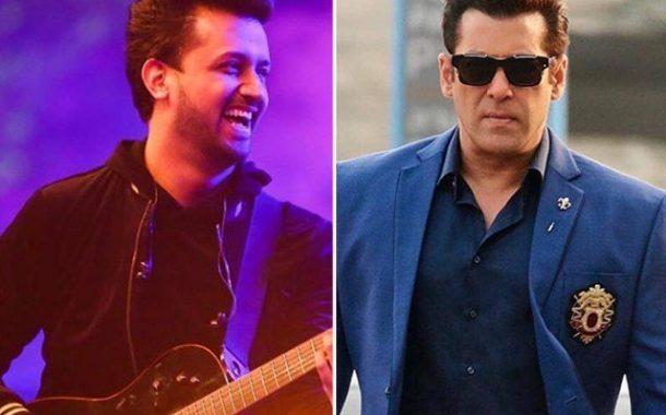 Salman Khan fired Pakistani singer Atif Aslam from his film 'Notebook'