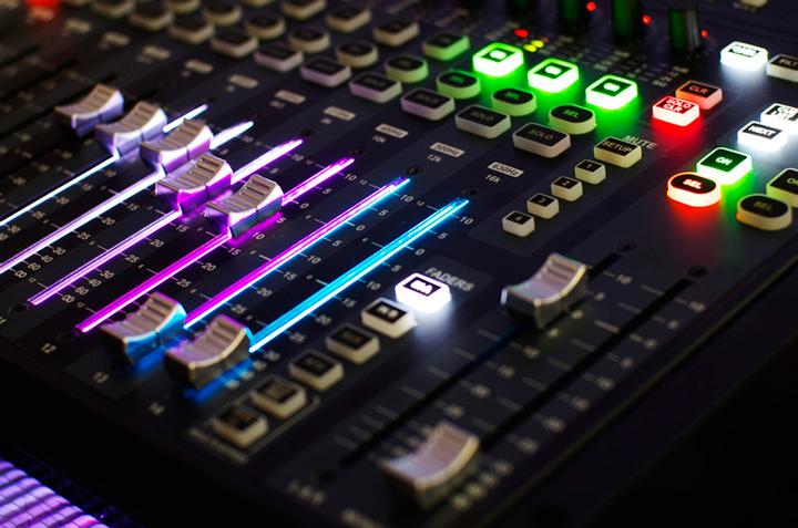 Sound-Mixer